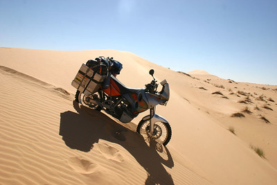 Motorcycle Travelling